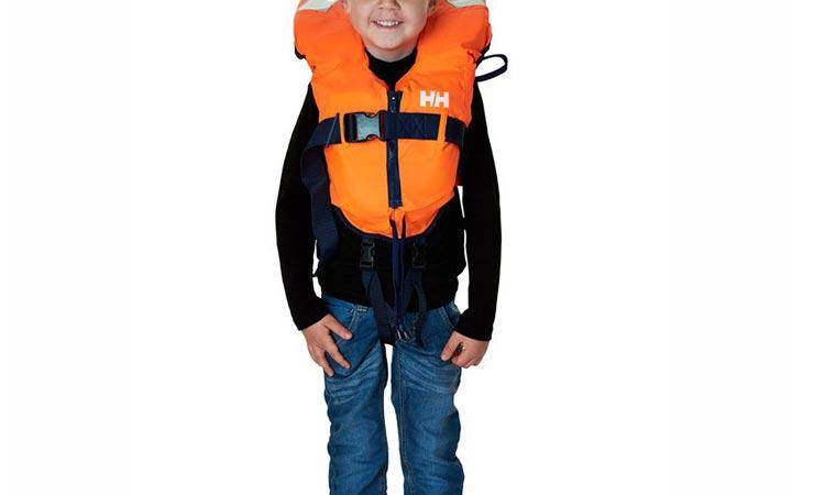 redningsvest barn