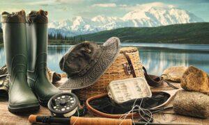 udstyr fiskeri
